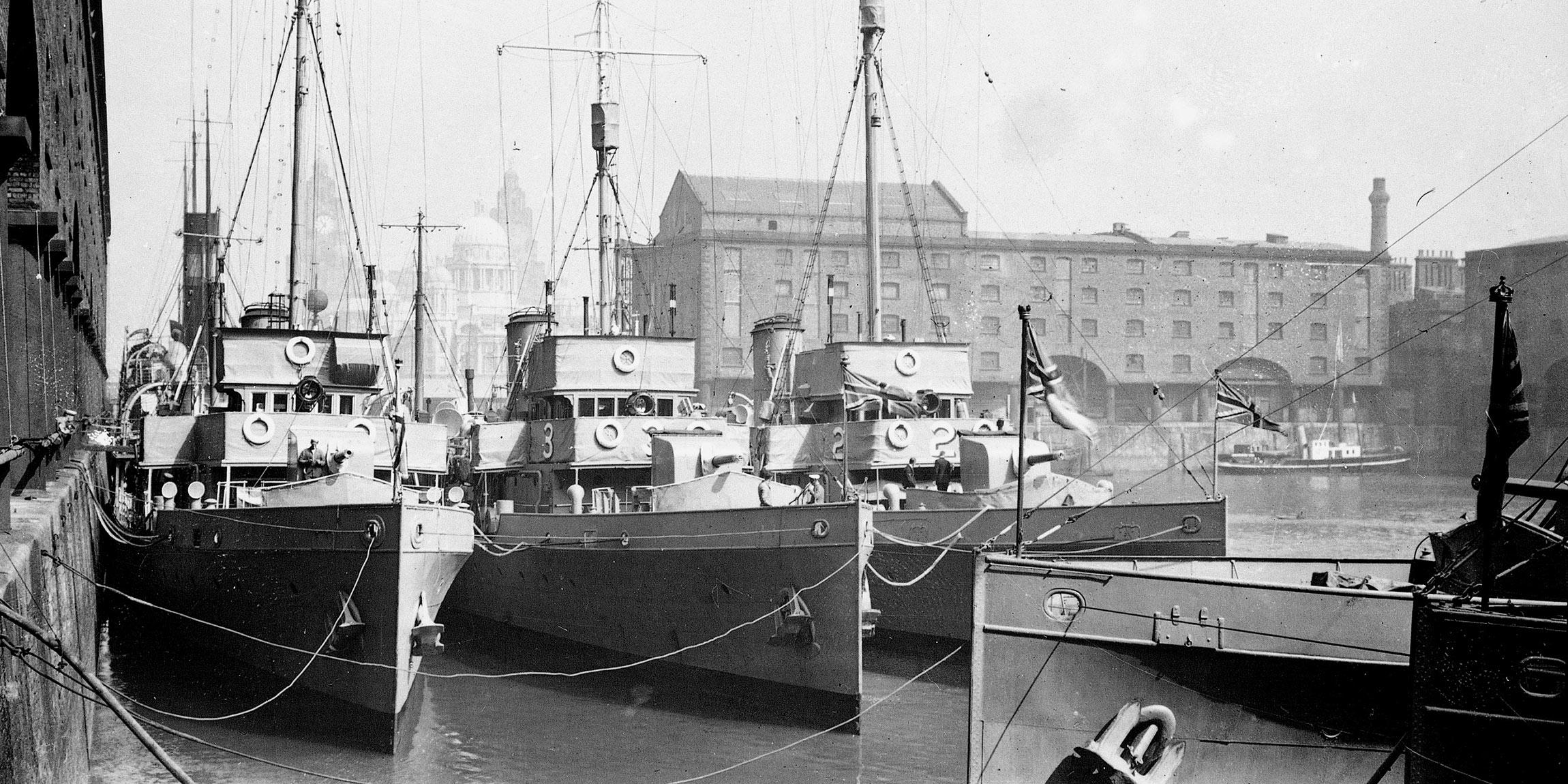 Maritime Archives - Port Services