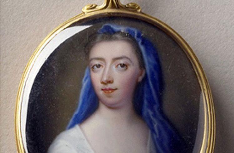 Queen Anne and Sarah Churchill