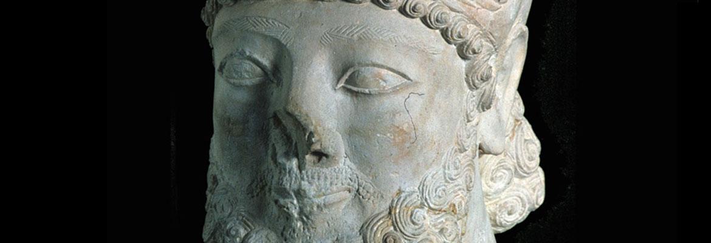 Site A, Kouklia sculpture collection
