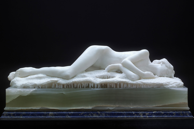 Sculpture, 'New Sculpture' and French Salon sculpture