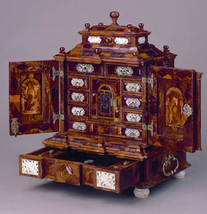 The Amber Cabinet