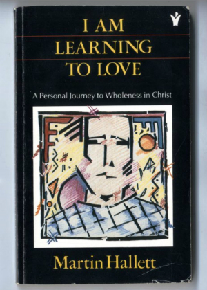Image of the front cover of the book I am Learning to Love