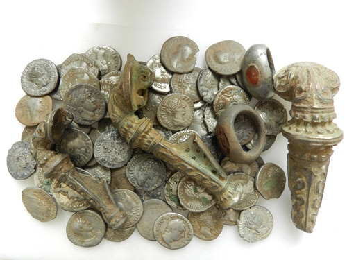 The Knutsford Hoard