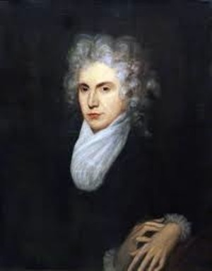 John Williamson's portrait of Mary Wollstonecraft