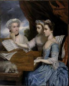 Mrs-Paine-and-her-Daughters