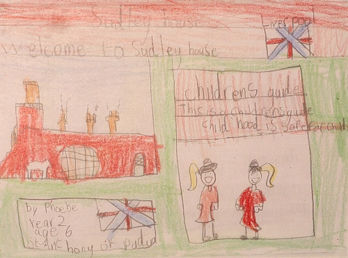 Welcome to Sudley House by Phoebe, age 6, St. Anthony of Padua Primary School