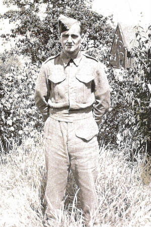 Private Tom Wood