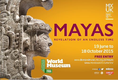 Mayas: revelation of an endless time
