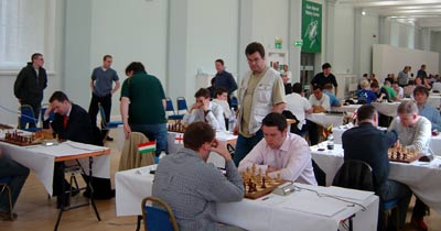 European Union Individual Chess Championship at World Museum Liverpool