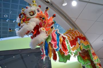 Image of a Chinese Dragon