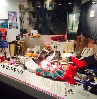 Counterfeit objects seized by UK Border Force on display at Seized!