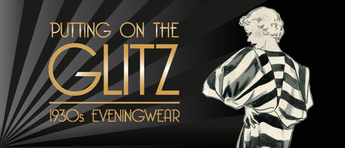 'Putting on the Glitz' opens 16 October 2015 at the Lady Lever Art Gallery.