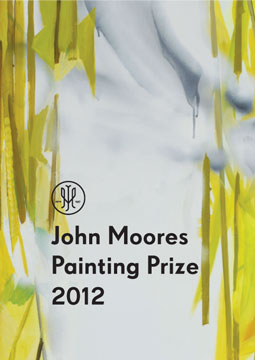 Cover of a John Moores Painting Prize 2012 catalogue