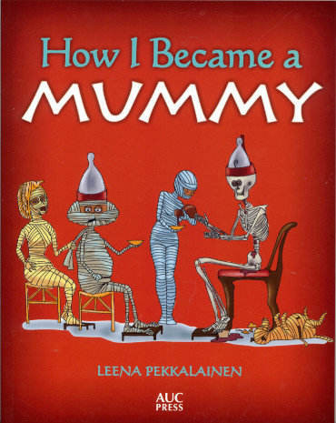 book with mummy egyptians