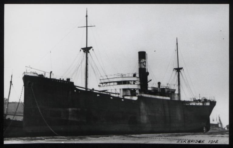 Photograph of Eskbridge, Crosby Son and Company card