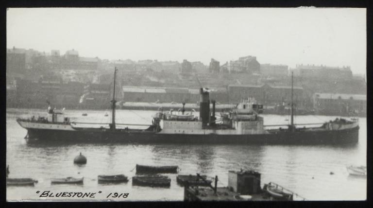 Photograph of Bluestone, Crete Shipping Co Ltd card