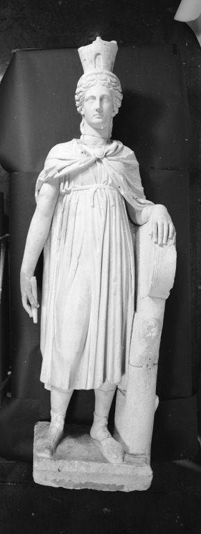Statue of Personified Phrygia card