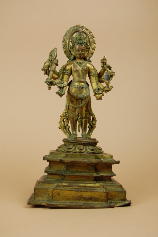 Religious Figure / Ardhanari card