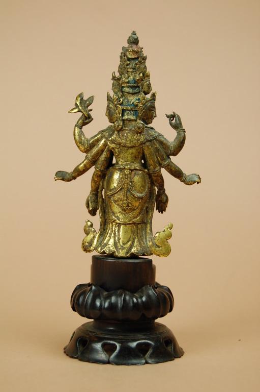 Religious Figure / Avalokiteshvara card