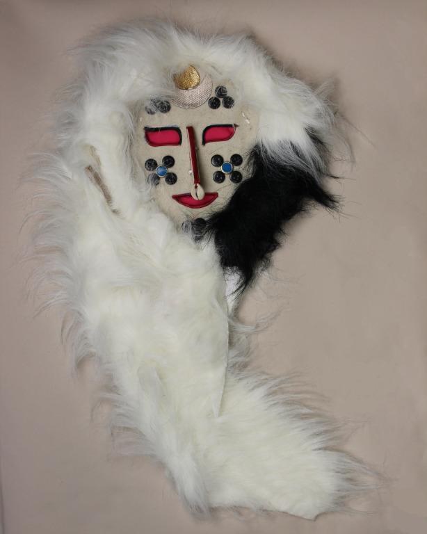 'bras dkar mask card
