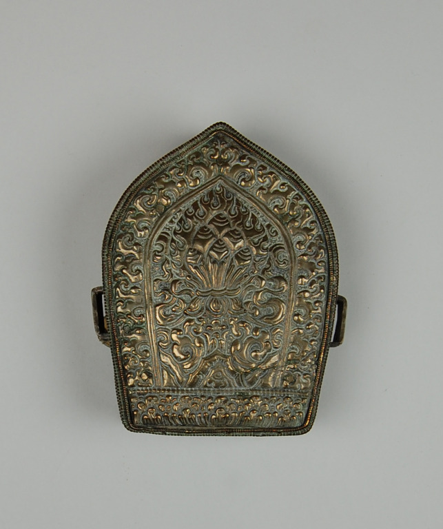 Amulet box / ga'u norbu card