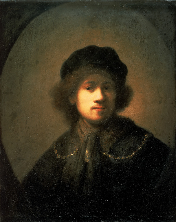 Portrait of the Artist as a Young Man card