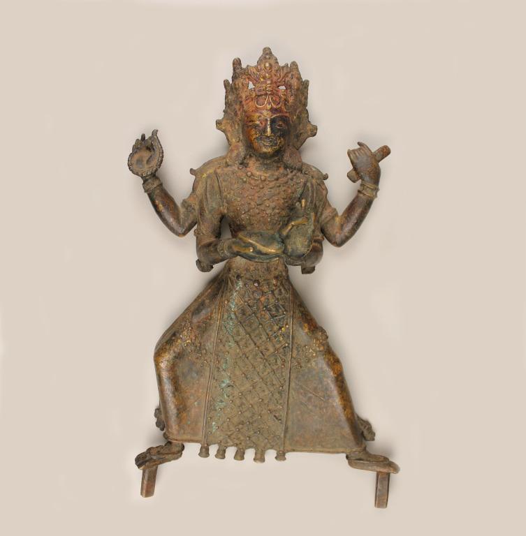 Religious Figure / Dakini card