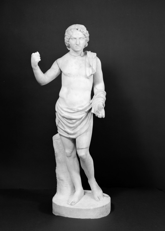 Statuette of Antinous card
