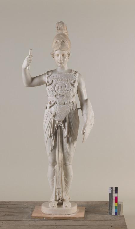 Archaistic Statuette of Athena card