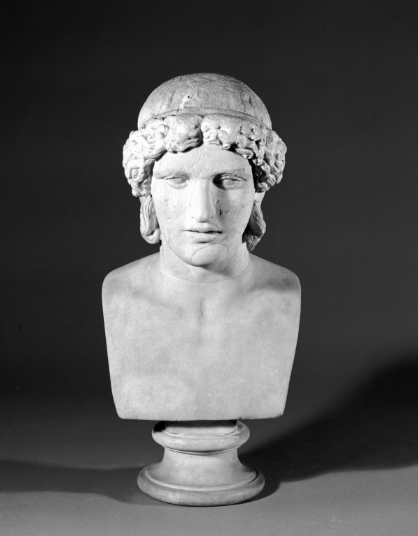 Bust of Apollo card