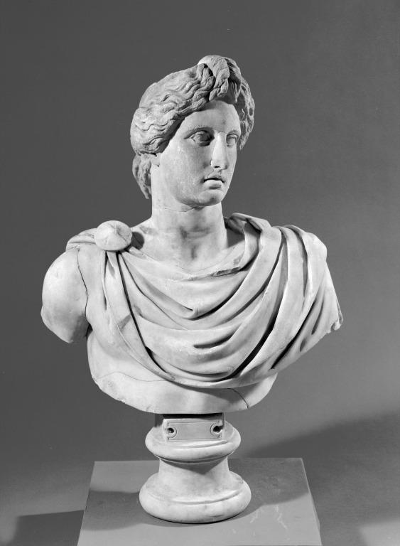 Head of Apollo card