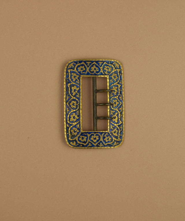 Personal Ornament; Belt / Buckle card