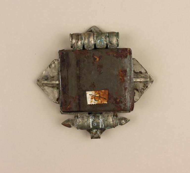 Amulet box / ga'u card