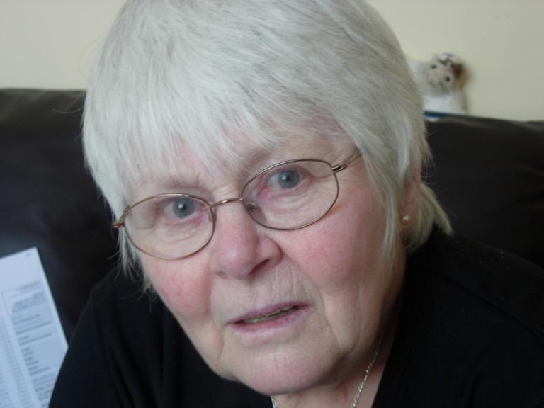Brenda Haddon, Audio Recording card