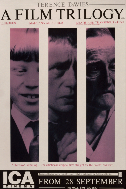 Film Poster, 'Trilogy' card