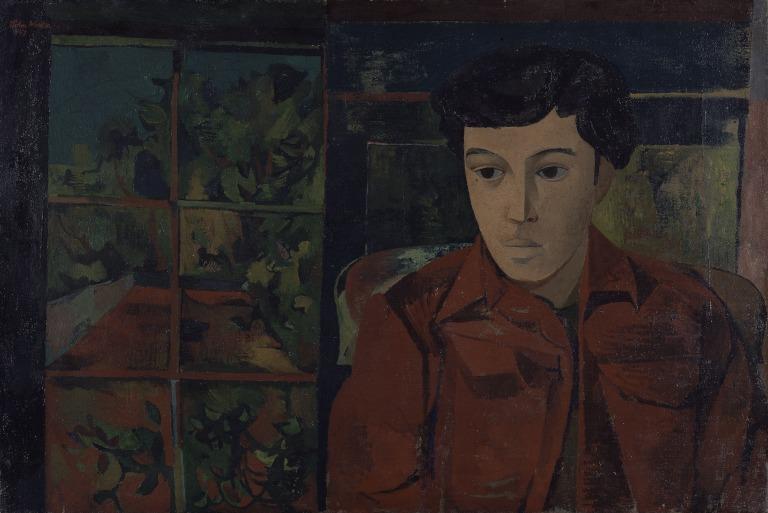 Portrait of Robert Hunt card