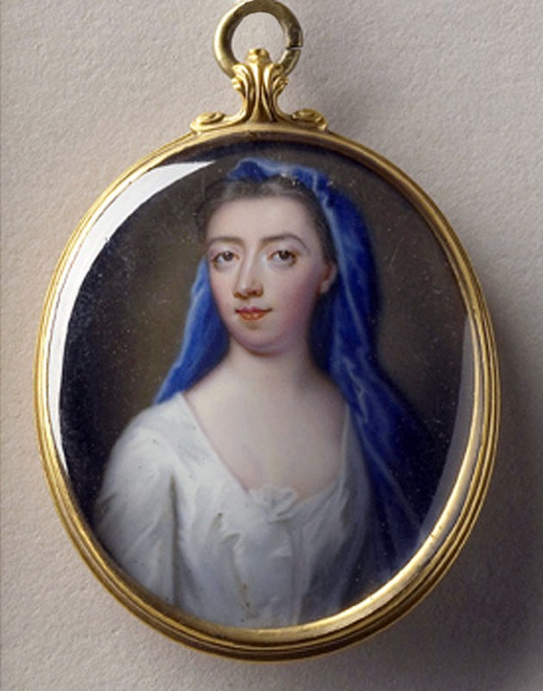 Sarah Churchill, Duchess of Marlborough card