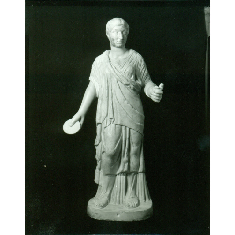 Statuette of Female card