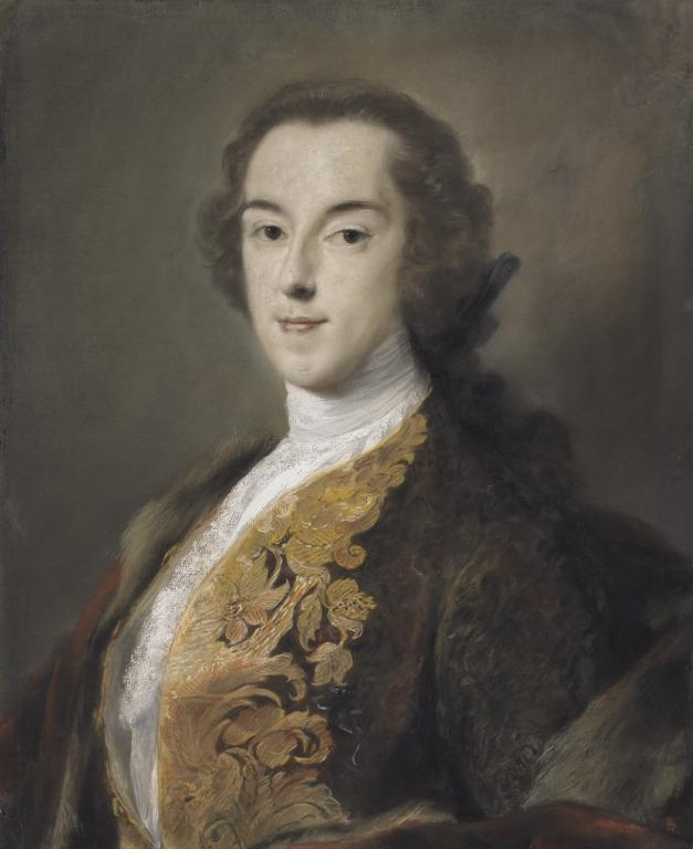 Horace Walpole card