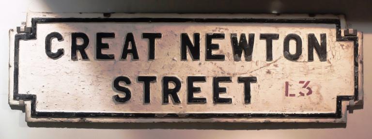 Great Newton Street, Liverpool card