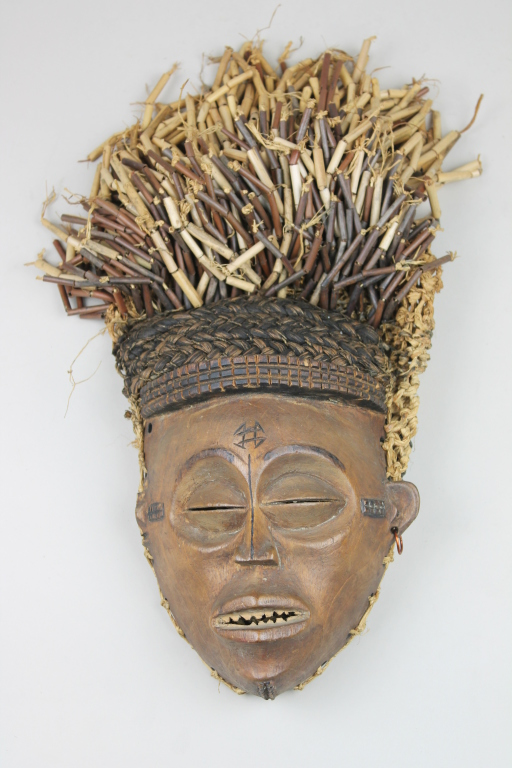 Mwana Pwo Mask card