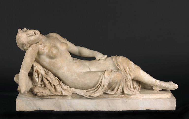 'Sleeping Venus/Hermaphrodite' card