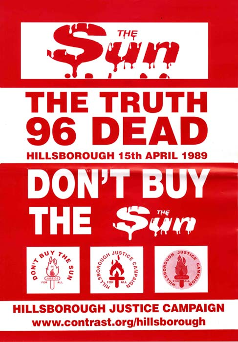 Don't buy the Sun poster