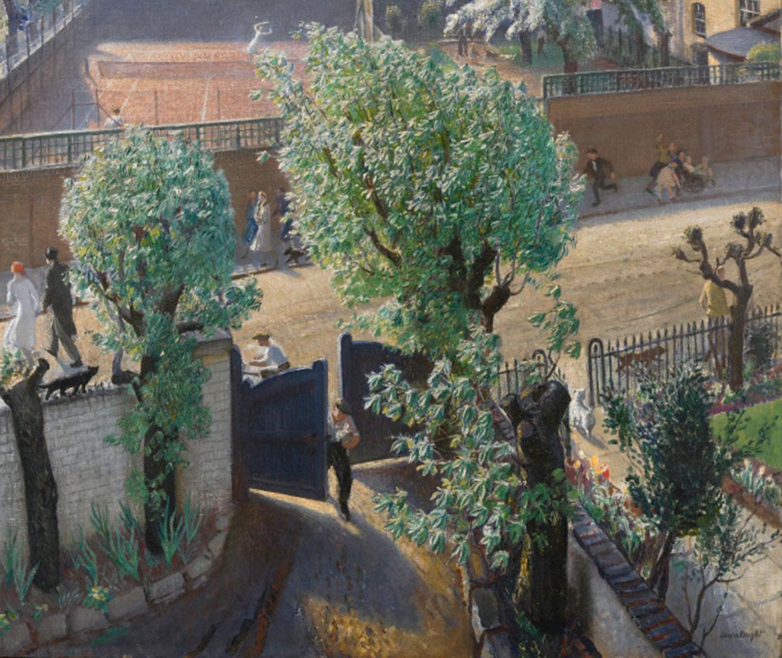 British Art from 1880 to 1950