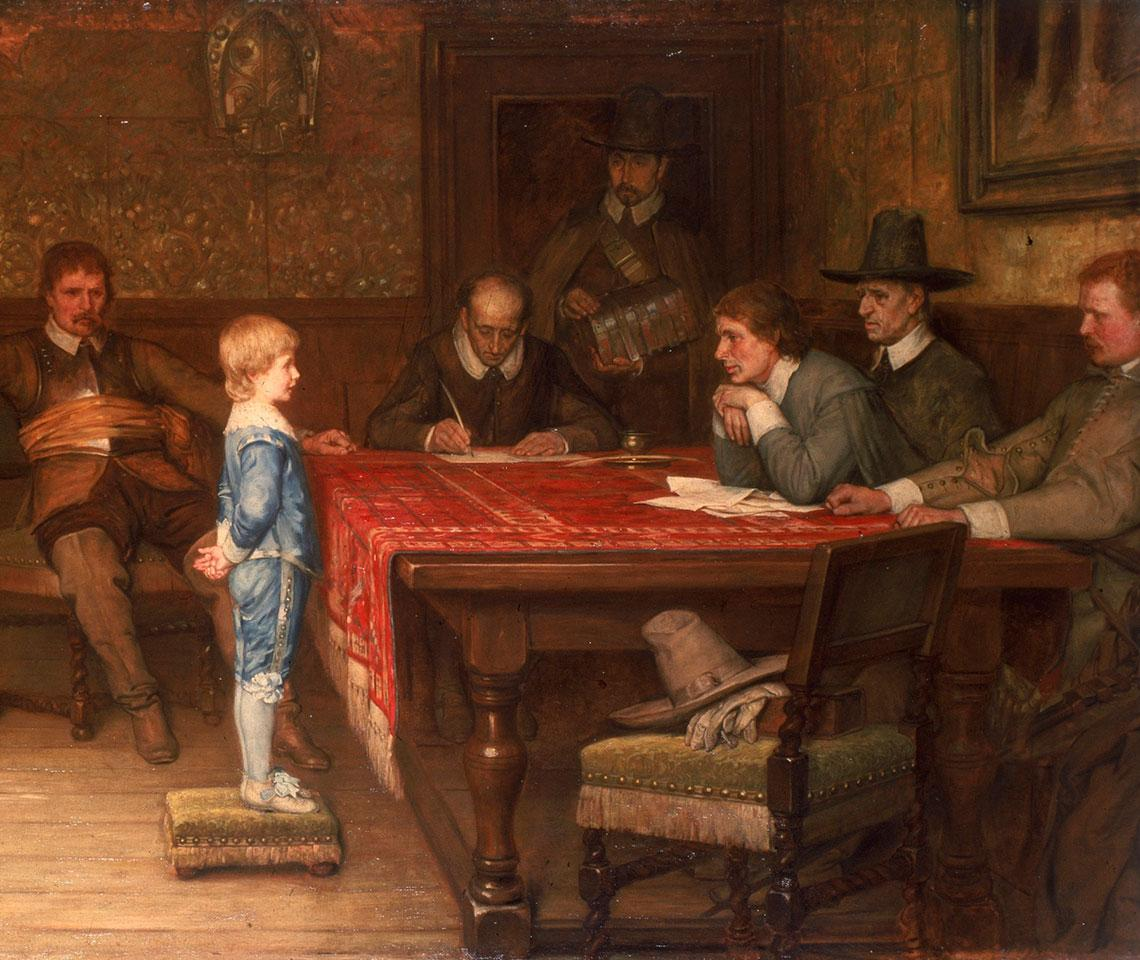 Victorian Narrative Painting