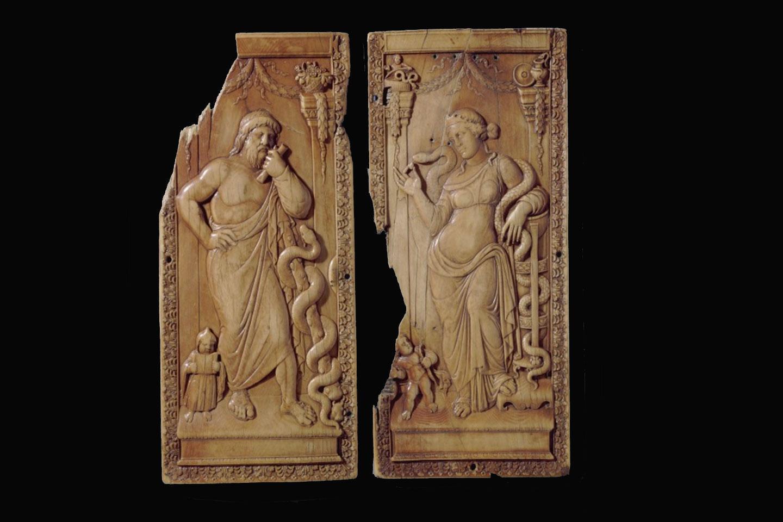 British and European antiquities