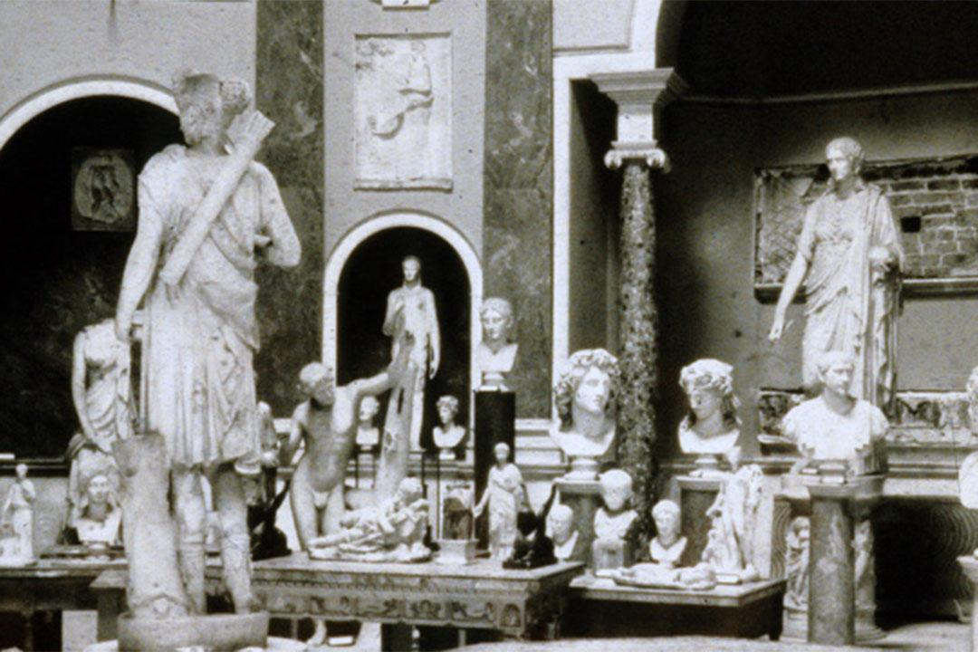 Roman sculpture collection
