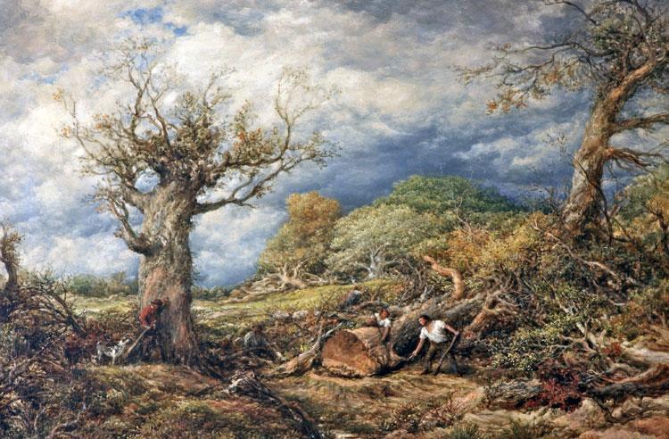 William Mulready and John Linnell