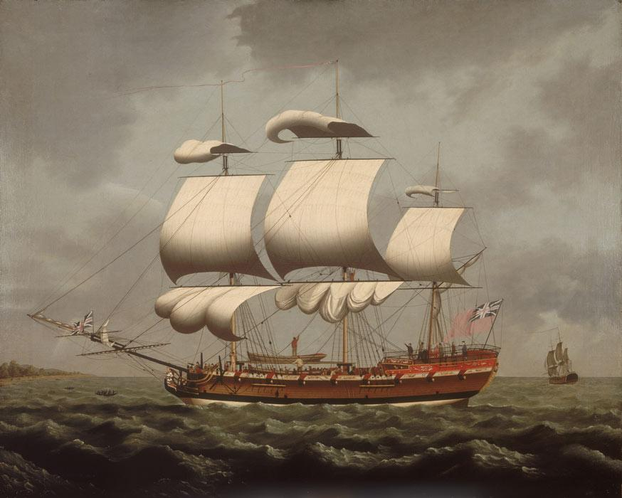Maritime Archives - Slave Trade