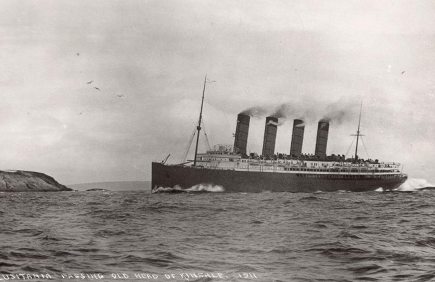 Lusitania collection